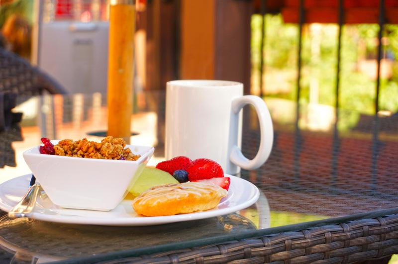 Le petit-déjeuner pour une bonne santé
