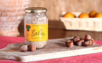 Pour remplacer le sel en cuisine : le salinu®