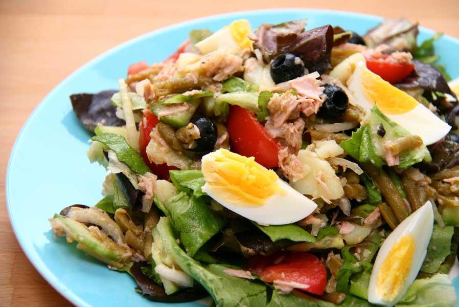 Les meilleures recettes de cuisine ni oise mon r gime - Recettes cuisine regime mediterraneen ...
